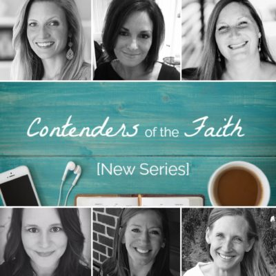Contenders of the Faith (new series)